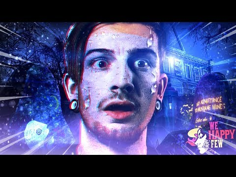 THAT MOMENT WHEN EVERYTHING MAKES SENSE. || We Happy Few (Part 5) - SALLY'S STORY