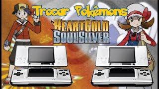 Como Trocar Pokémons Soul Silver l Heart Gold no emulador Desmume.