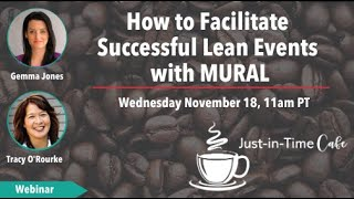 How To Facilitate Successful Events Using MURAL