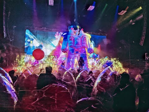 The Flaming Lips - The Worlds First Space Bubble Concert - 012221
