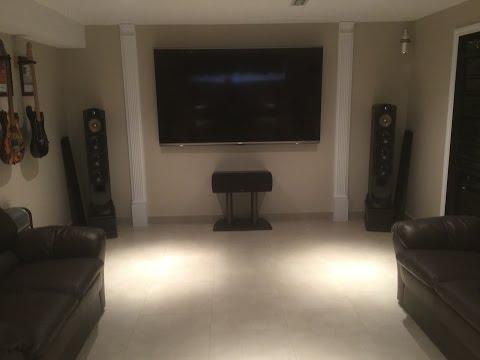 My Audio Setup Technics SL1200 GAE
