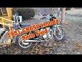 Barn Find 1981 Cb650 Honda Motorcycle