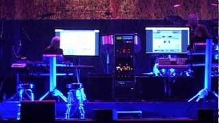 Tangerine Dream Live in Zürich 2012: »Transition« (10/16)