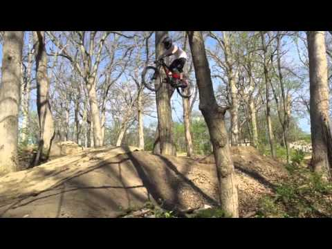 Andres Bike Park Carpentersville, Illinois