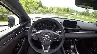 2018 Mazda6 Signature - POV Test Drive (Binaural Audio)