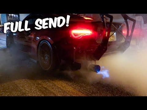 BURNOUTS FOR MERCH!! (H2Oi Day 1)