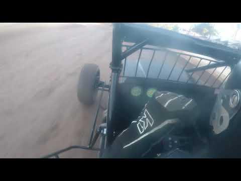 7-7-18 Cottage Grove Speedway Pole Challenge
