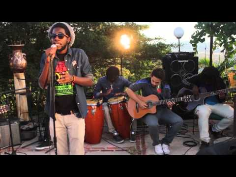 Chronixx | Ain't No Giving In | Jussbuss Acoustic | Episode 12