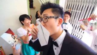 Dennis Tham and Wendy Toh Actual day Highlight