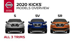 homepage tile video photo for 2020 Nissan Kicks Walkaround & Review