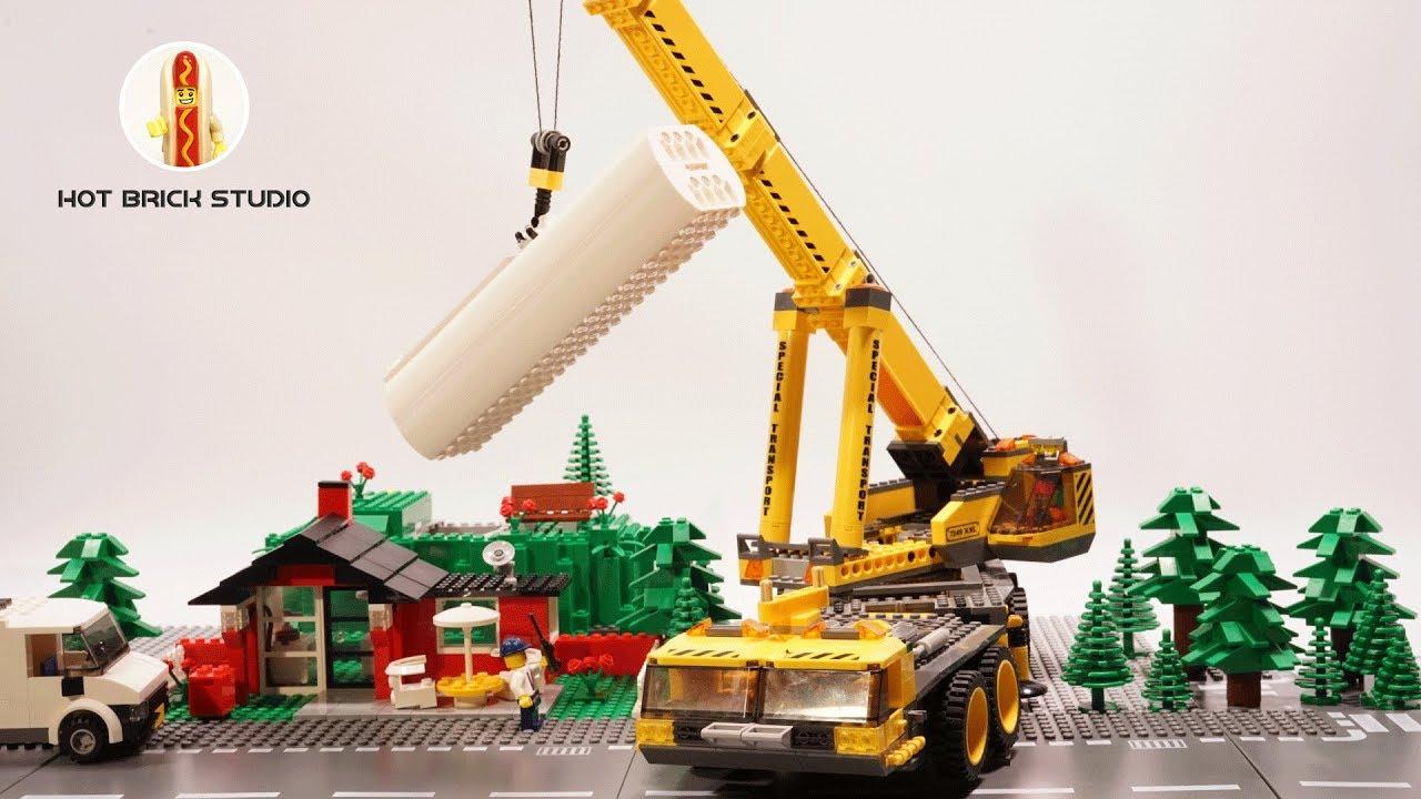 LEGO 10268 Vestas wind turbine review