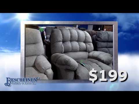 Bescheinen Family Furniture Memorial Day Clearance Sale - Versailles