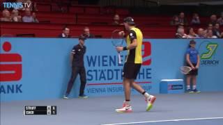 2016 Erste Bank Open, Vienna: Monday Highlights ft. Berdych & Khachanov