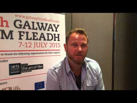 Richie Baneham on the Screen Directors Guild of Ireland