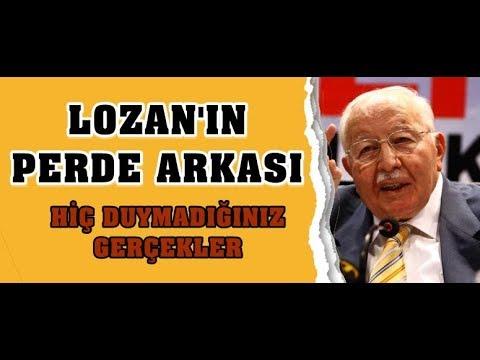 Lozan'ı Aziz Erbakan Hocamızdan Kısaca Dinleyelim! Kanal Milli Görüş