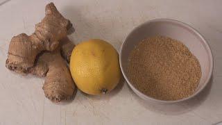 Имбирная паста - волшебный тибетский рецепт здоровья.