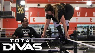 Nia Jax tries to go to the top rope: Total Divas Preview Clip, Oct. 29, 2019