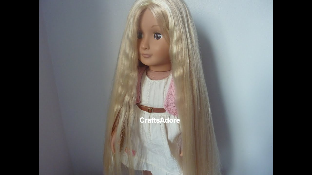 our generation doll review phoebe hair play og doll by battat from