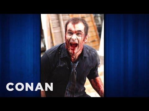 """Ty Burrell Talks """"Dawn of the Dead"""" - CONAN on TBS"""