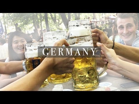 GERMANY VLOG • Must see/do - Berlin Wall, Nazi Occupation & 1L beers?!
