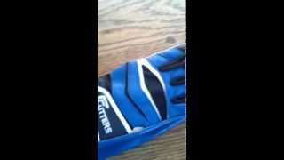 Cutters receiver football gloves review