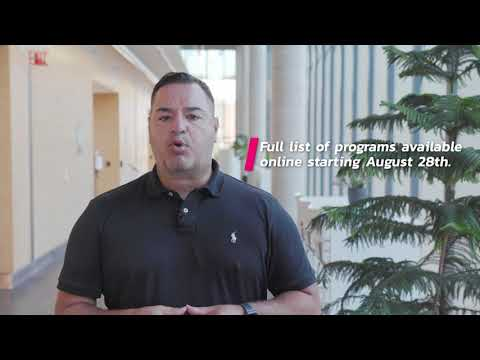 August 31, 2021: Councillor Medeiros' message about Fall 2021 Recreation Programs