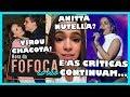 """A """"MALDIÇÃO"""" DE LARISSA MANOELA + MARQUEZINE DÁ SERMÃO EM FÃS + ANITTA NUTELLA"""
