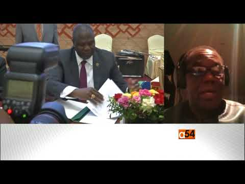 South Sudan peace plan rejected