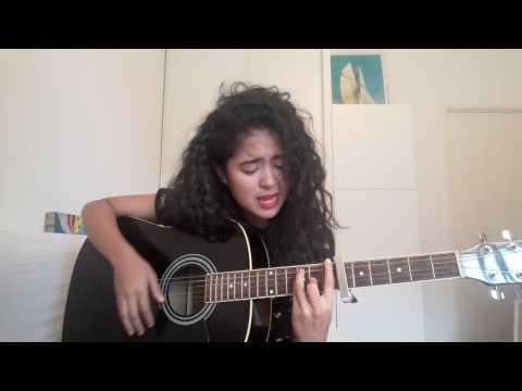 Hoja En Blanco- Cover Dana Meriño