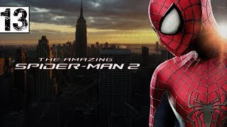 The Amazing Spider Man 2 Gameplay Walkthrough Part 13 - KingPin Boss (2014 Video Game)