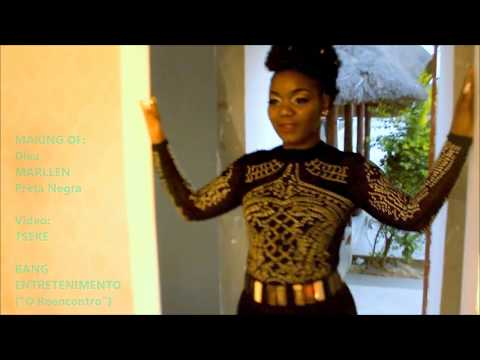 Marllen - Making-Of video Tseke Remix (Bang Entretenimento)