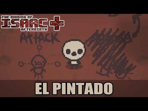 EL PINTADO | Isaac Afterbirth+ MOD