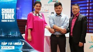 Shark Tank Việt Nam : Thương Vụ Bạc Tỷ Mùa 3 Tập 15 Full HD
