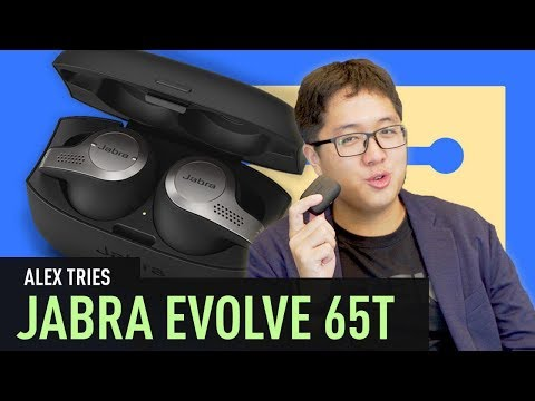 Jabra Evolve 65t How Does It Compare To The Elite Active 65t Alex Tries 1 Youtube