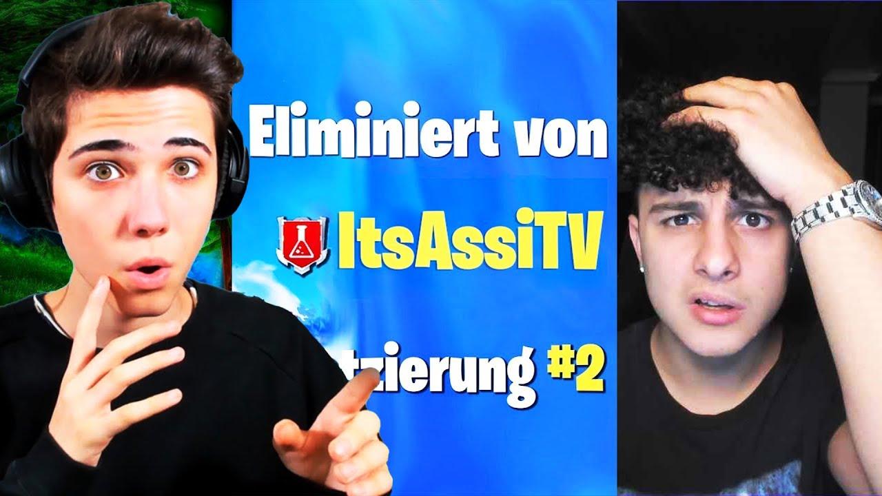 Simex reagiert auf 7 YouTuber die Arian gekillt haben! (RAGE) Fortnite