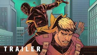 HAWKEYE: FREEFALL #1 Official Trailer | Marvel Comics
