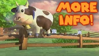 Mario Kart 8 Deluxe Cow On The Fence Revisited