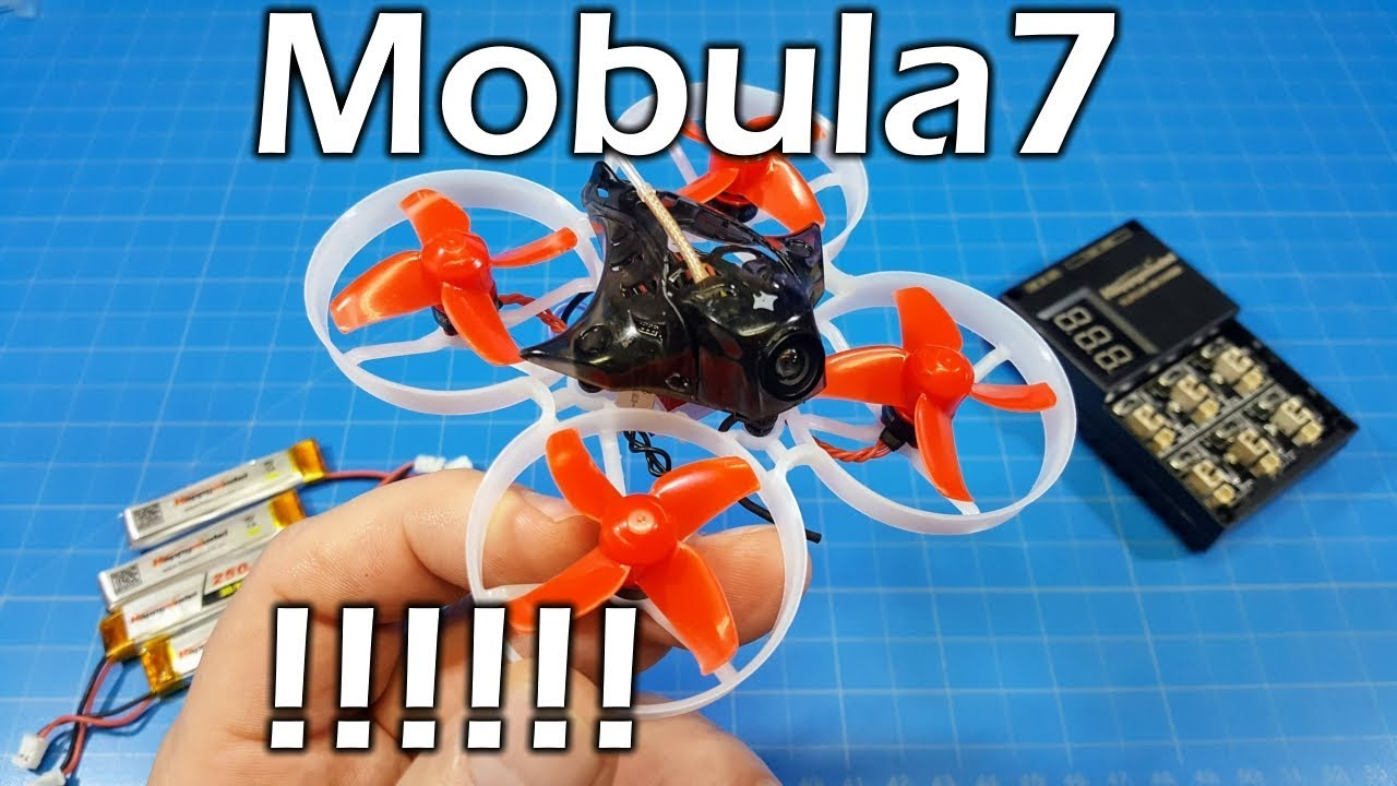 Discussion Happymodel mobula7 75mm crazybee 2s whoop - Page