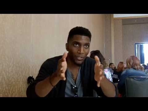 SDCC 2016: The Originals Yusuf Gatewood Vincent talks protecting the city