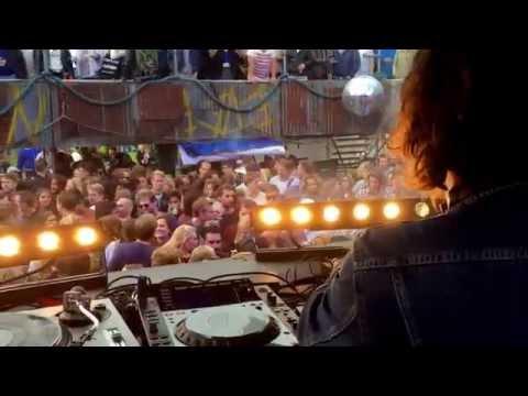 Prins Thomas at Zeezout festival 05-09-2015