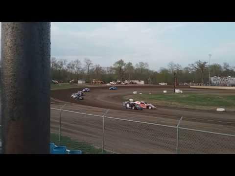 34 Raceway - 5/5/18 - Heat Race