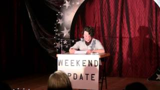 Roseanna Danna Weekend Update 2 - Susy Sanders