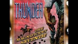 Thunder I'm dreaming again