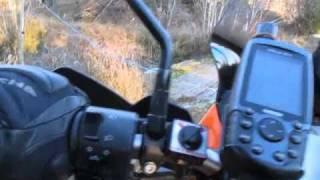 KTM 990 Adv - First Ride