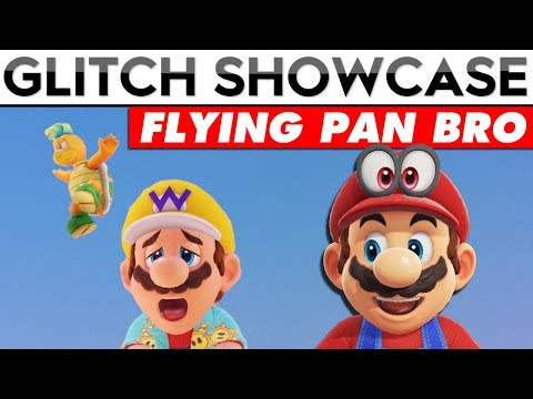 THE MYSTERIOUS FLOATING PAN BRO (Super Cool Glitch) | Glitch Showcase