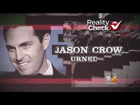 Reality Check: Republican Super PAC's Ad Against Democrat Jason Crow