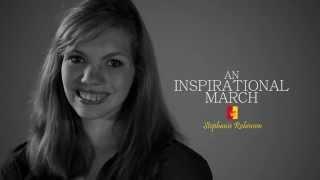 #BeAGorilla - Stephanie Robinson