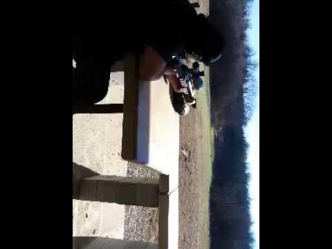 AR50 50 cal sniper rifle