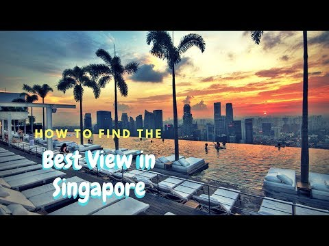 How To Go To Marina Bay Sands Skypark ?