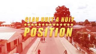 CLAN NUIT-A-NUIT Position (COUPE DECALE) Clip Officiel